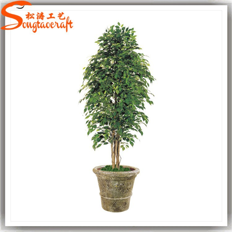 Artificielle ficus bonsa plantes gros bonsai id de for Arbre bonsai exterieur
