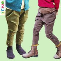 Trousers For Kids Children Wear Children Corduroy Trousers
