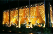 1400LED Curtain Lights String Wedding Christmas,Factory Wholesale