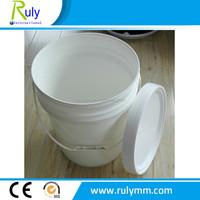 18L bucket/5 gallon plastic container in food grade