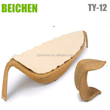 beichen outdoor rattan chaise lounge for pool