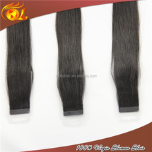 Remy softy super sticker double drawn tape hair extensions