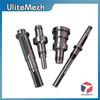 ShenZhen OEM Aluminum Steel Shaft CNC Lathe Parts