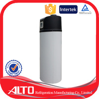 Alto AHH-R030/30 quality certified all in one heat pump with boiler stand 300 litre water tank