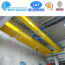 QD Metallurgy Top Running Bridge Crane Safety