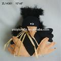 De la felpa juguete cuervo/línea de halloween decoración
