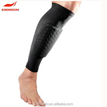 2015 New black quick dry compression volleyball knee pads for basketball