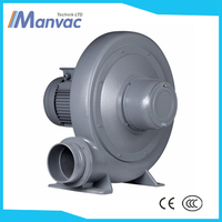 750w blower fan for extracting dust and vapors during laser processing