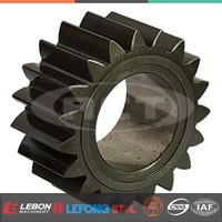 Top Quality PC200-7 Swing 2nd Planetary Gear For Excavator 19T