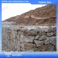 Hot Sale!!!Plastic Coated Gabion Box 3x1x1/Round Galvanized Welded Gabion Box Welded Wire Mesh(factory price)