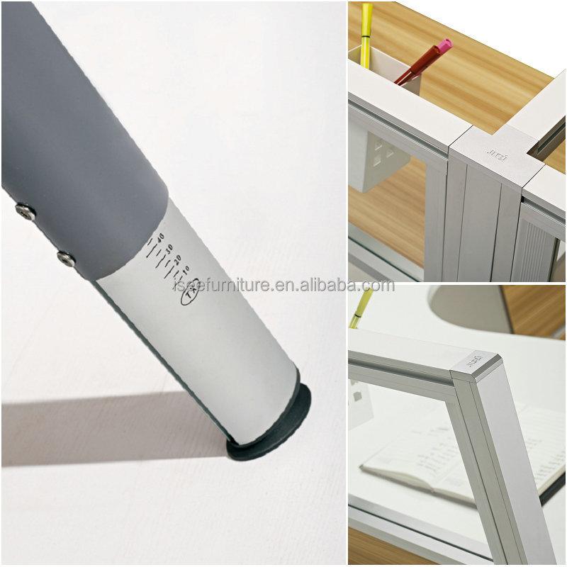 Tailles standard de poste de travail meubles ic002 for Mobilier bureau 4 personnes