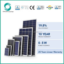 CE TUV UL approved monocrystalline silicon 270w export solar panel system