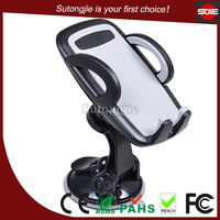 Custom section Creative style 360 degree rotation portable car phone holder,mobile phone stand holder,car suction cup mount