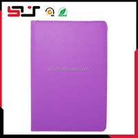 Luxury wholesale pu pouch leather cover for ipad mini2