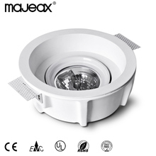 Top seller indoor adjustable square recessed AR111 downlight