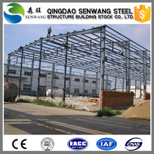 2015 Environmental chinese low cost steel structure workshops