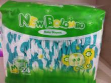 Printing soft baby nappies