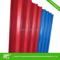 Lightweight heat insulation roof polycarbonate insulation sheets