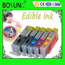 Edible ink Cartridge for Canons PGI-250 CLI-251 <SGS certificate>