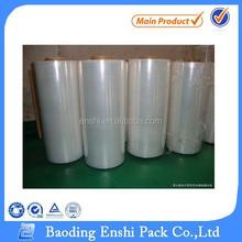 New product handle plastic wrap Jumbo roll