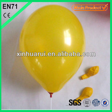 round shape latex balloon for wedding balloons decorators