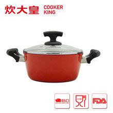 2015 CKY6624 aluminio utensilios de cocina al por mayor / cazuela