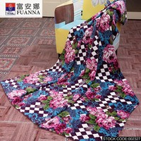 FUANNA 2015 New Arrival Hot Sale Claasical Style Blanket 150*200 cm Warm High Quality zi mo han xiang
