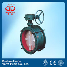 WCB fisher 7600 butterfly valve DIN BS