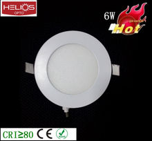 High quality 6W round/square led panel lights,led light panel,led panel with CE RoHS