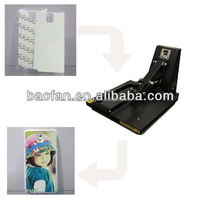 2D blank sublimation mobile phone case for samsung Note3