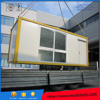 2015 in favor of easy and cheap flat-pack container house installation Mobility