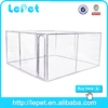 weld mesh dog cage/dog cage cover/steel bar dog cage