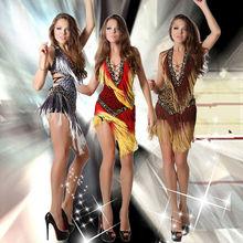 2014 profesional de nuevo vestido de baile latino trajes de baile latino de baile de salsa vestidos