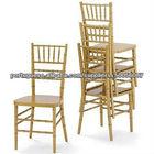 Madeira banquete chivari cadeira / cadeira tiffany
