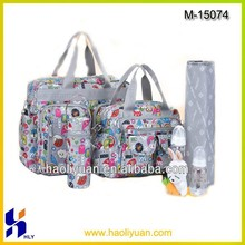 Recycle Baby Diaper Bag Factory For promotional market