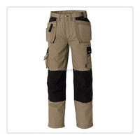65% POLY 35% COTTON T/C COMBINATION COLOR WORKWEAR TROUSERS -industrial work wear