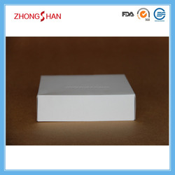 Fried chicken container/white paper box