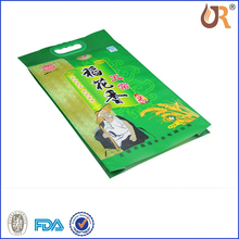 Hot China products wholesale laminated nylon bag material for rice bag