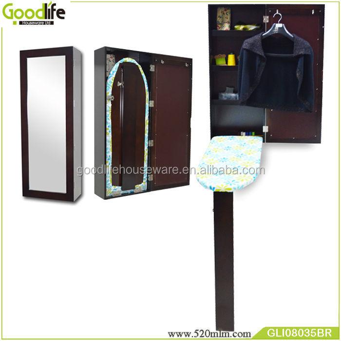 GLI08035mirror ironing board cabinet