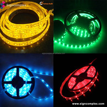rgb/white/warm white SMD 5050 flexible led strip