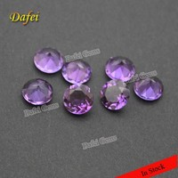 Big Round 9.0mm Natural South Africa Amethyst