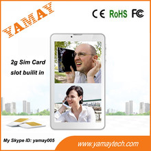 Group Sourcing 2g tablet pc 7inch support YouTube,skype ,wechat