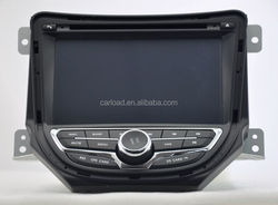 2 Din car dvd for Android 4.4 quad core Changan CS35 Car DVD GPS