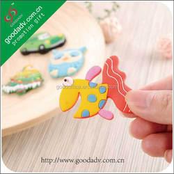 Guangzhou souvenir gift items 3d food design fridge magnet for Fridge