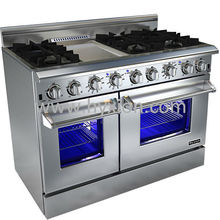 welcome cooking range,gas cooking range with grill, kitchen range with oven