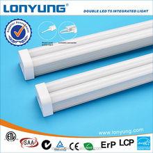 led lamps replace quartz t5 light 1200mm 30w t5 Double led integrated tube light