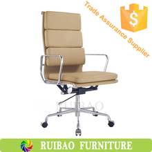 2015 New Design Executive Chair Leather Ergonomic Office Chairs Made in China