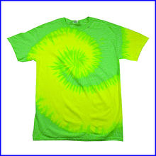Wholesale 100% polyester sublimation printing brand fashion el t-shirt