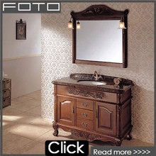 Luxury High Class Executive Antique Wood Carved Cabinet (FO1063)
