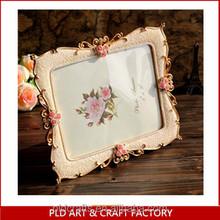 Resin photo frame,beautiful european picture-photo-frame, ikea photo frame for souvenir